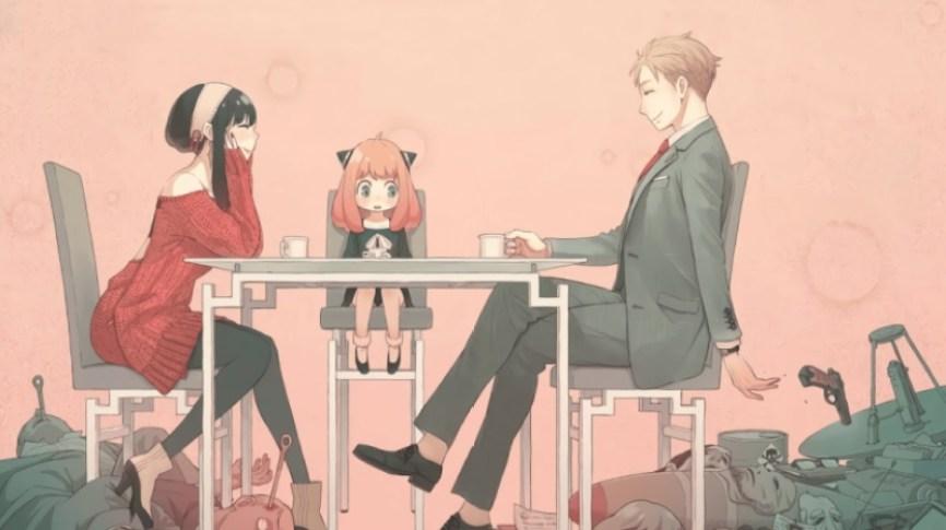 Spy X Family Manga Book Club