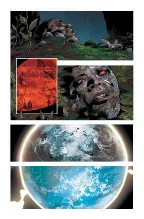 DCeased: Dead Planet