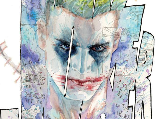 Joker/Harley: Criminal Sanity Secret Files