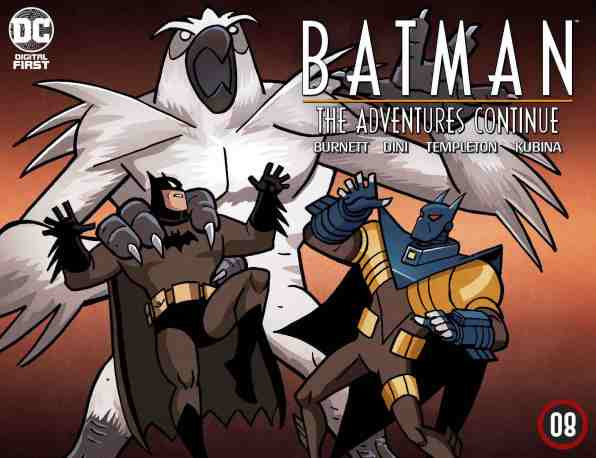 Meet Chat 1 of 1,129 Batman: The Adventures Continue Chapter Eight