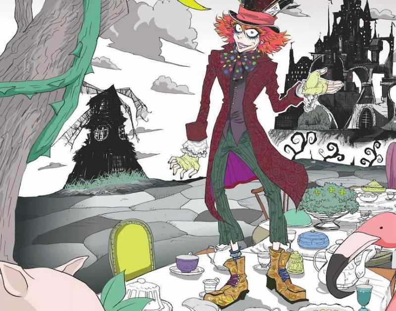 Disney's Alice in Wonderland Special Collector's Manga