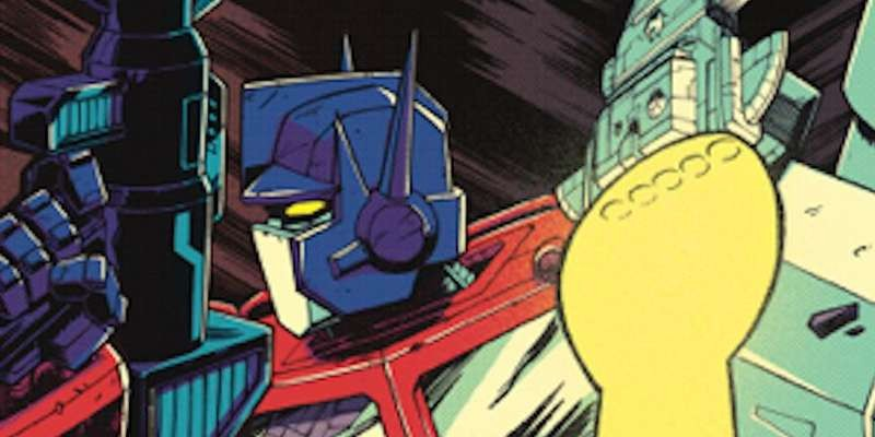 The Transformers '84 Secrets and Lies #1