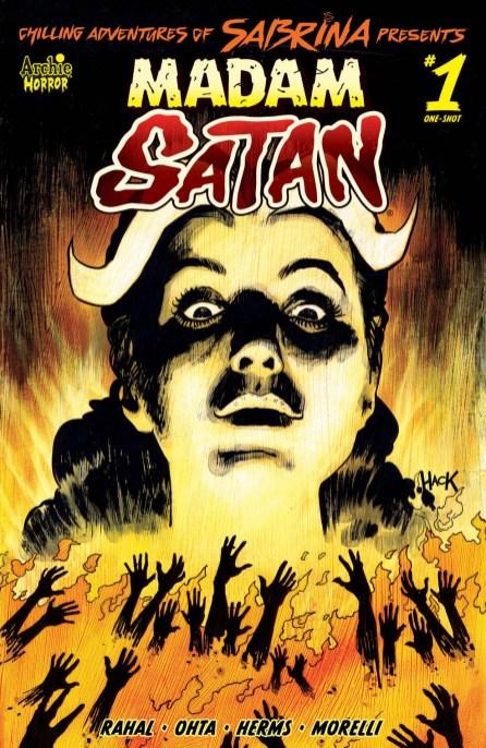 Chilling Adventures of Sabrina Presents: Madam Satan #1