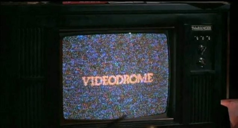 Videodrome, David Cronenberg, Videotapes
