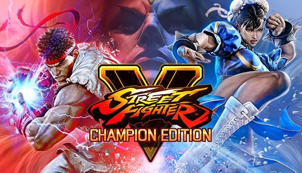 Street Fighter V Summer