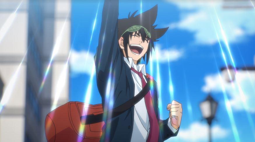 The God of High School Episode 6 Jin Mori