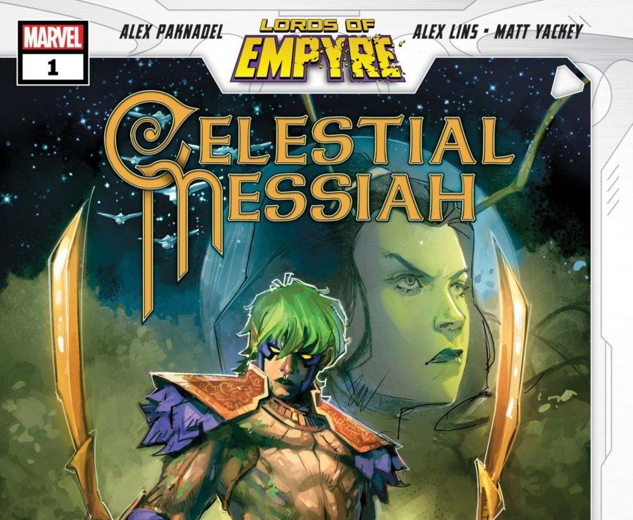 Celestial Messiah #1
