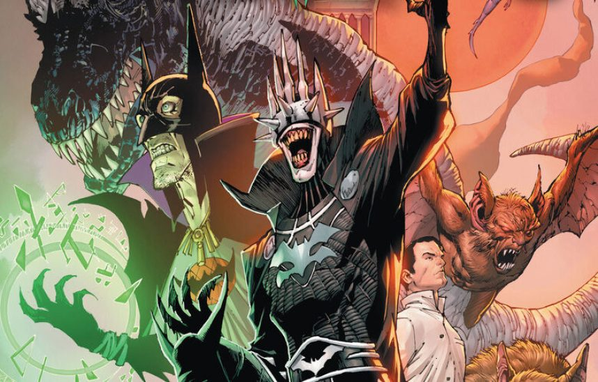 Dark Knights Death Metal, Batman Comics