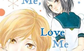 Love Me Love Me Not Volume 4 Cover