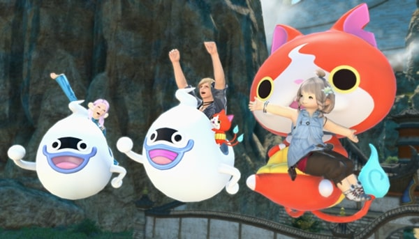 Yo-Kai Watch Collaboration