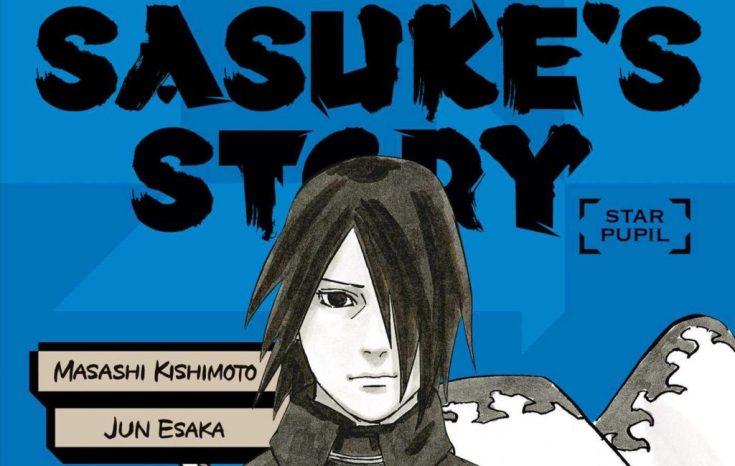 Naruto: Sasukes Story -- Star Pupil