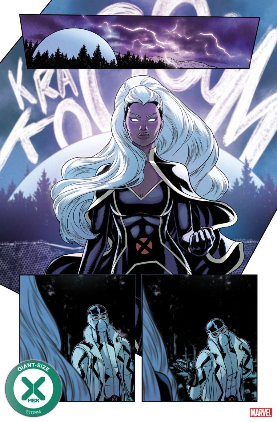 Giant- Size X-Men Storm #1