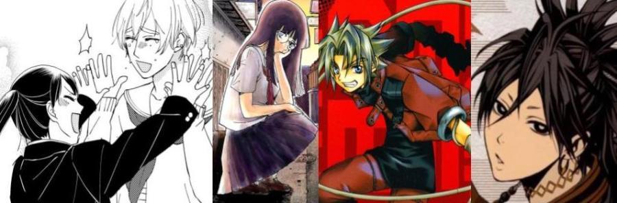 Manga on Mangamo