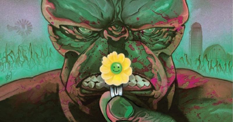 Immortal Hulk: The Threshing Place #1