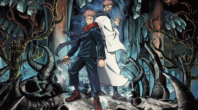 Jujutsu Kaisen Episode 1 - top anime of 2020