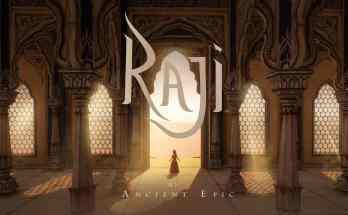 Raji: An Ancient Epic Box Art