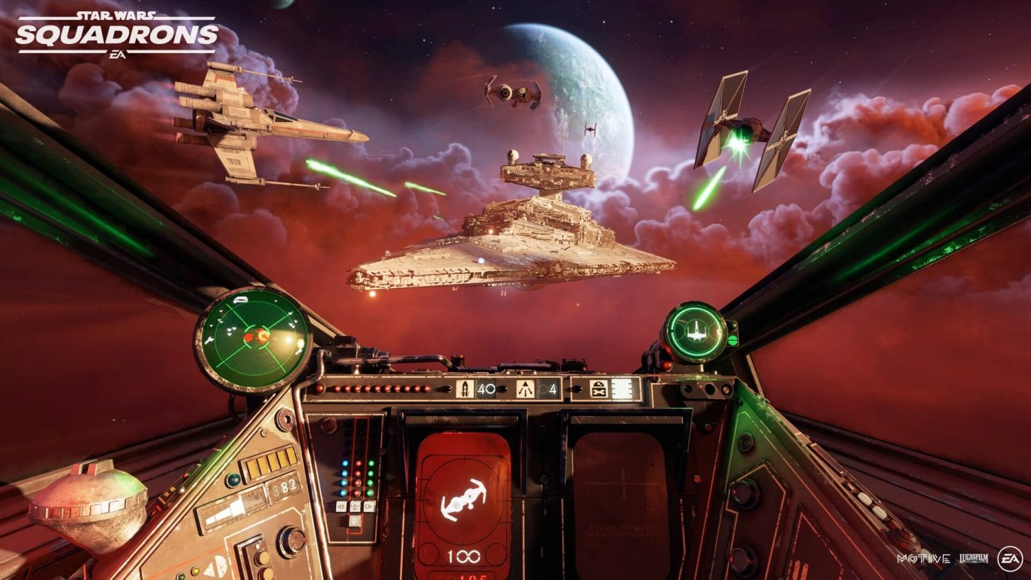 Star Wars Squadrons Multiplayer Ps4 Review But Why Tho