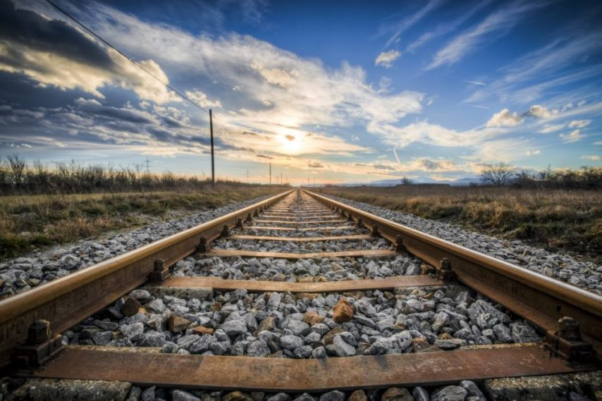 A railroad will get you where you're going but not everyone agrees it's an interesting ride. Source: https://aflcionc.org/calls-to-lawmakers-needed-to-avert-disaster-on-nc-railroads/