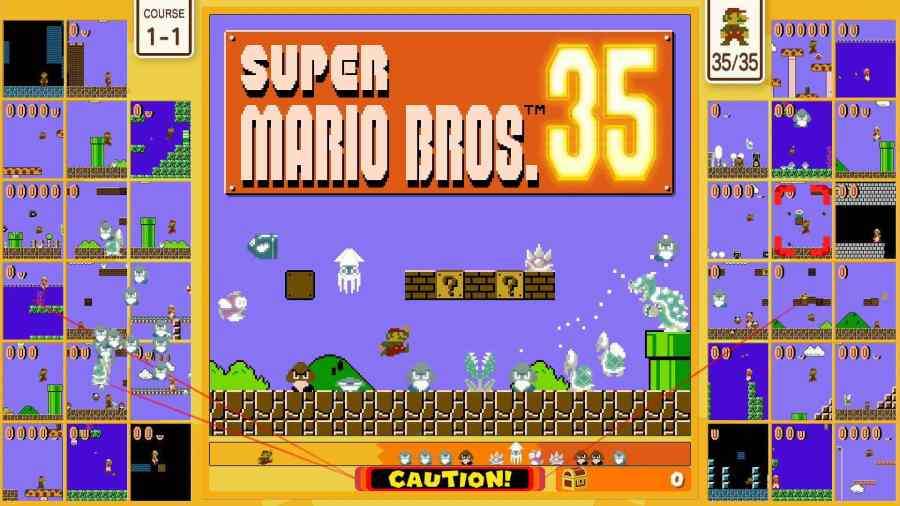 super mario bros. 35 - But Why Tho
