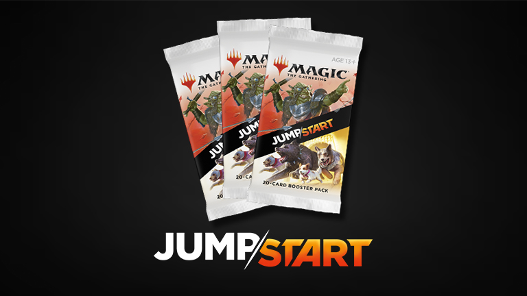 Magic: The Gathering-JumpStart Header