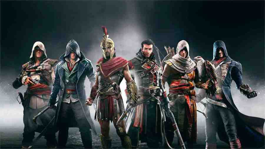 Assassin's Creed Game - But Why Tho?