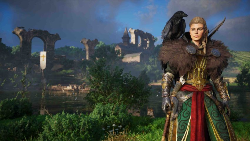 Assassins Creed: Valhalla Customization - But Why Tho?