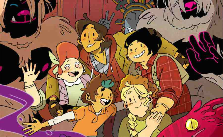 How Lumberjanes Helped Me Reconcile My Camp Experience and Recommit to Building Them For Future Campers
