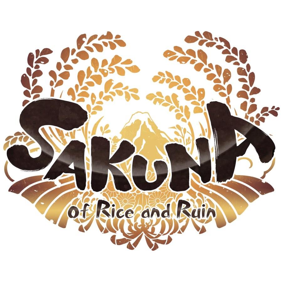 Sakuna: Of Rice and Ruin Title