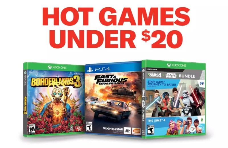 GameStop Black Friday Sale