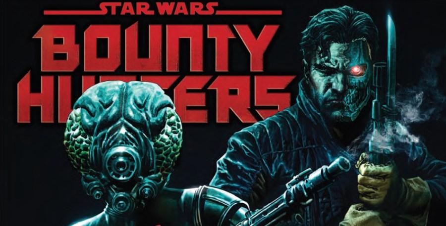 Bounty Hunters #7