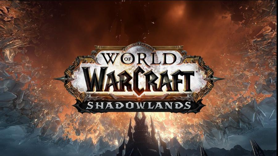 World of Warcraft: Shadowlands main page