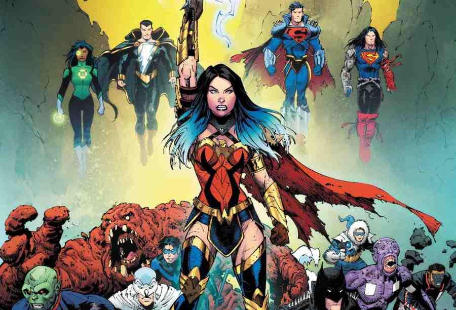 Dark Nights Death Metal #6 - Top Comics of 2020