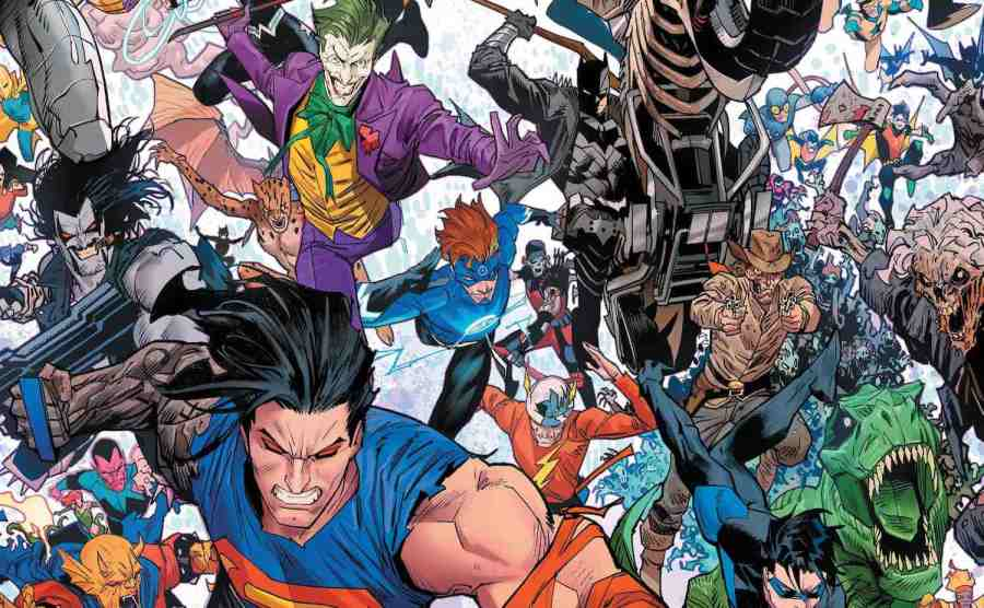 Dark Nights Death Metal The Last 52 War of the Multiverses - But Why Tho?