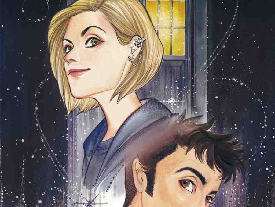Doctor Who Comic #2 - But Why Tho?