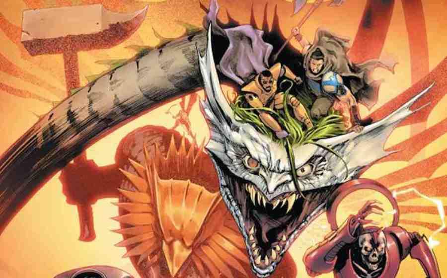 Tales from the Dark Multiverse Dark Nights Metal #1
