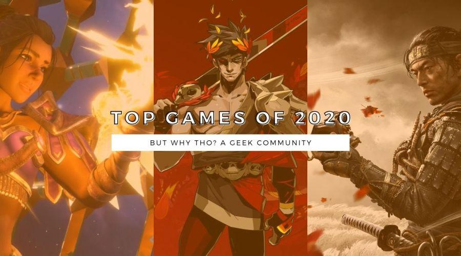 Top Games of 2020