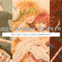 YEAR IN REVIEW: Top Manga of 2020