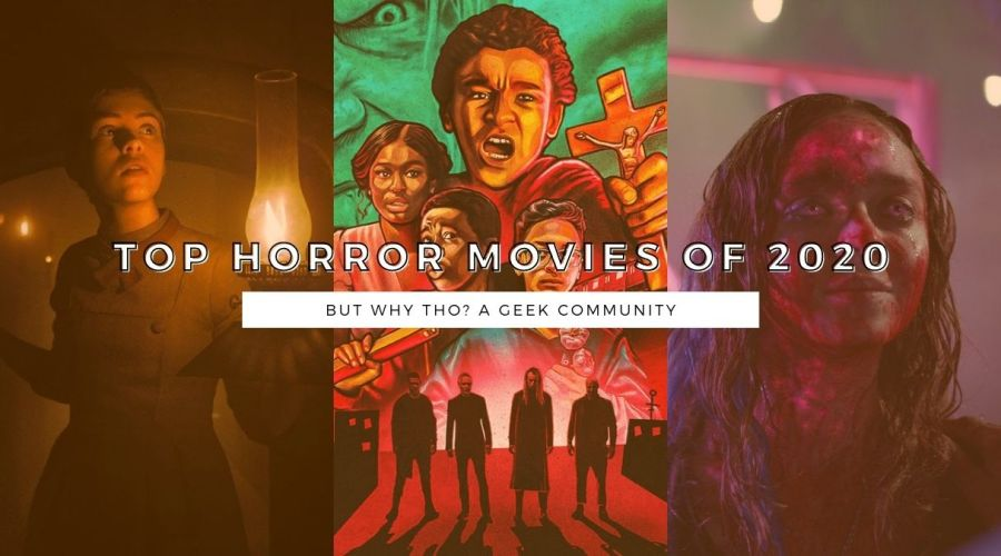 Top Horror Movies of 2020