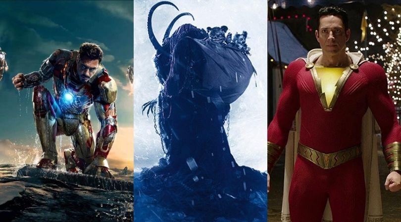 Unorthodox Christmas Movies