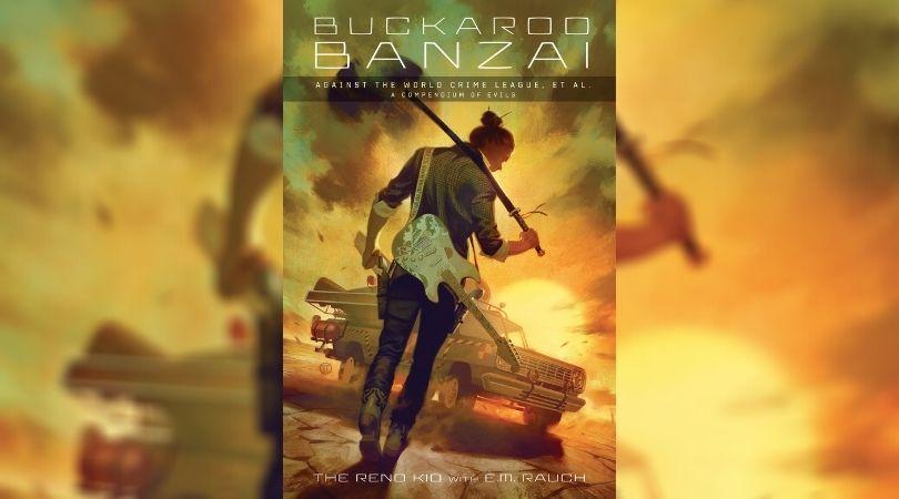 Buckaroo Banzai Announcement