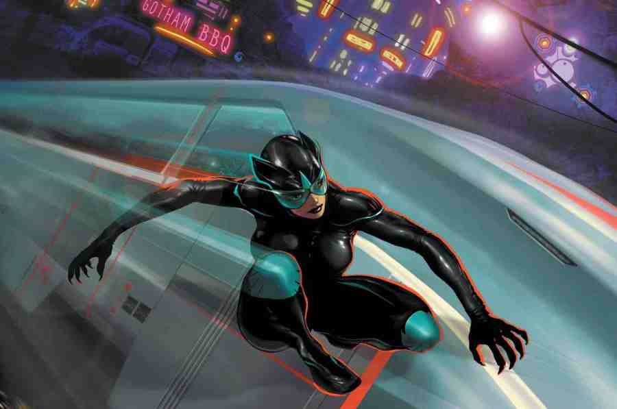 Future State Catwoman #1 - But Why Tho?