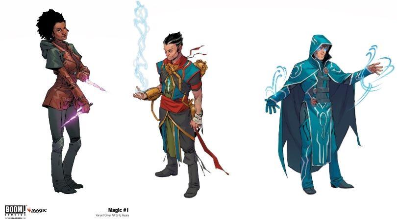Magic #1 Preview