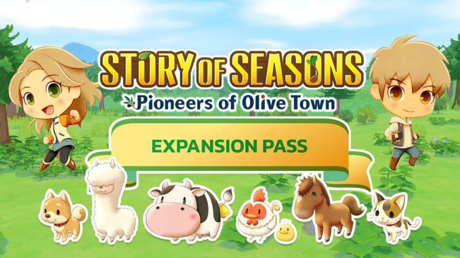 Story of Seasons Expansion Pass