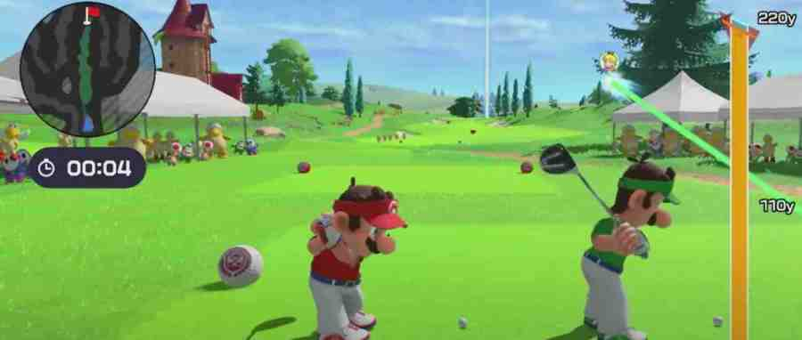 Nintendo Direct Recap Mario Golf- Super Rush