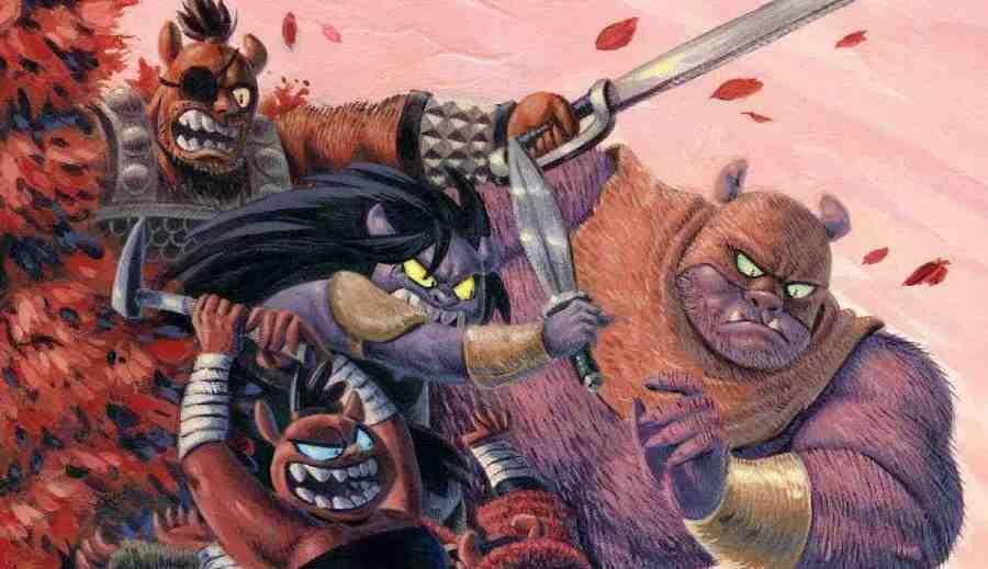 Orcs! #1