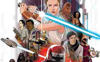 The Rise of Skywalker Graphic Novel Adaptation - But Why Tho?