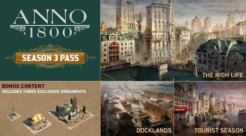Anno 1800 Season 3