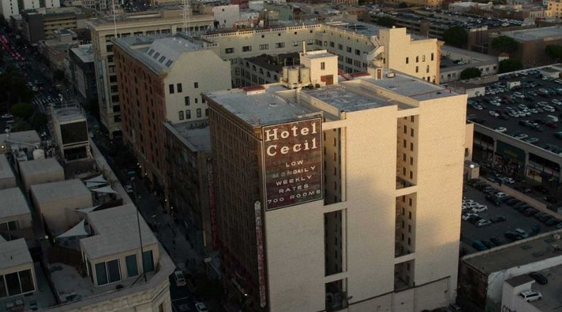 The Vanishing at Cecil Hotel