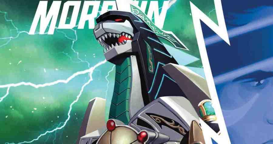 Mighty Morphin #5