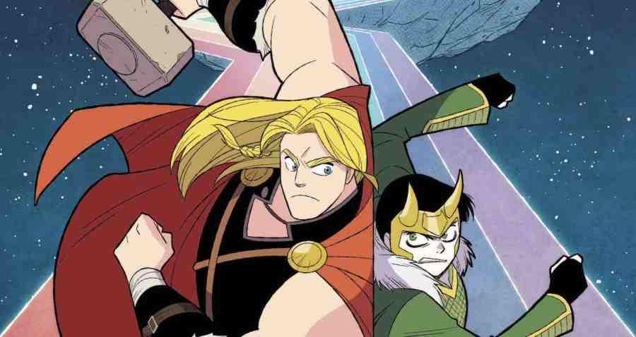Thor & Loki Double Trouble #1